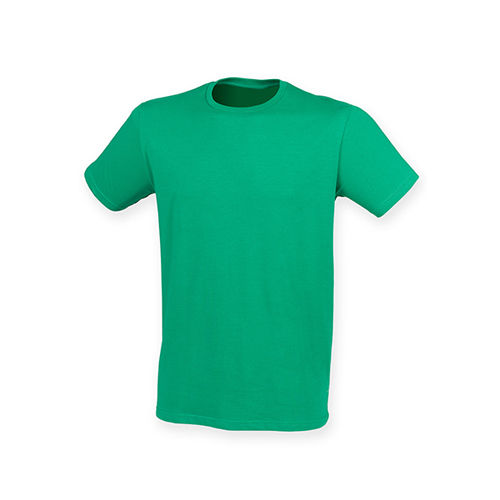 Mens Feel Good Stretch T [S] (green) (Art.-Nr. CA062556)
