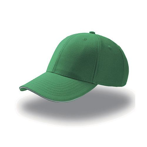 Sport Sandwich Cap [One Size] (green / white) (Art.-Nr. CA062707)