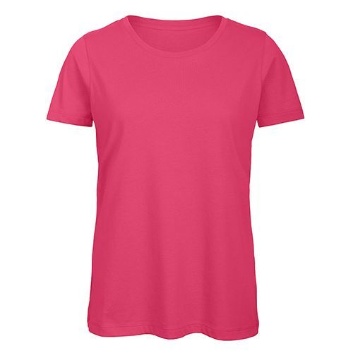 T-Shirt /Women [S] (fuchsia) (Art.-Nr. CA062714)
