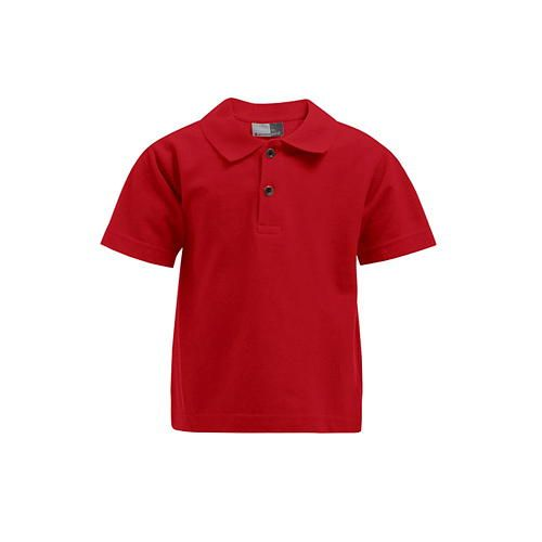Kid´s Premium Polo [128] (Fire red) (Art.-Nr. CA063059)