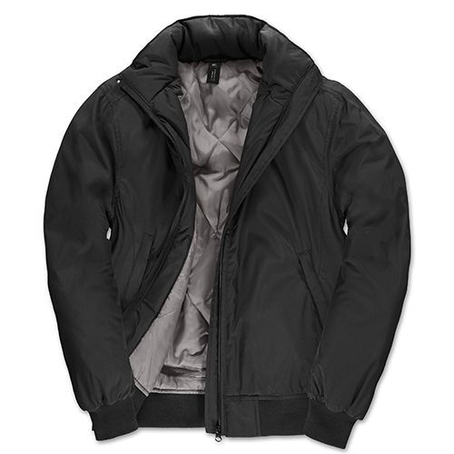 Jacket Crew Bomber /Women [XXL] (black) (Art.-Nr. CA064193)