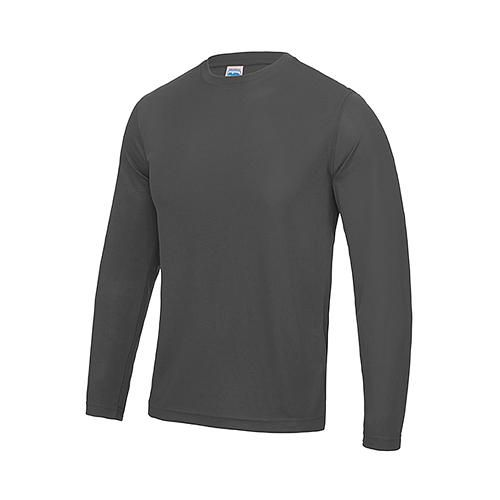 Long Sleeve Cool T [XXL] (charcoal (Solid)) (Art.-Nr. CA064454)