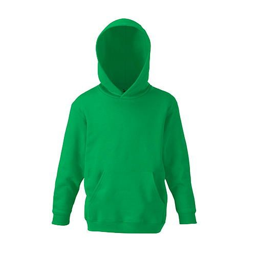 Kids Classic Hooded Sweat [152] (Kelly green) (Art.-Nr. CA064514)