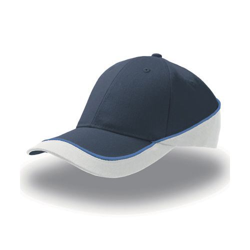 Racing Cap [One Size] (navy / white) (Art.-Nr. CA064653)