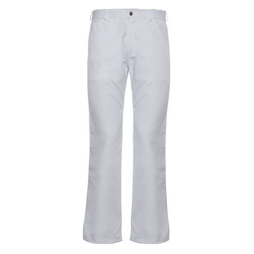 "Herrenkochhose ""Manolo"" [62] (white) (Art.-Nr. CA064895)"