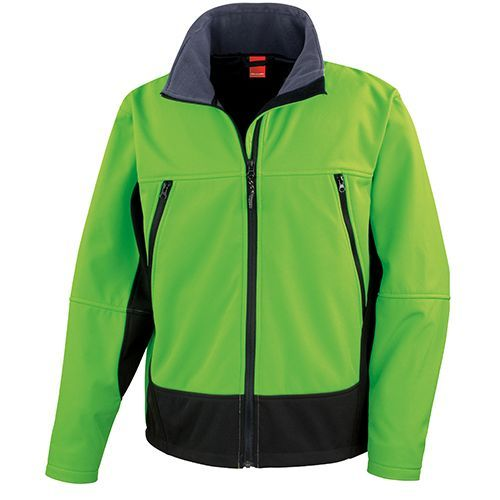 Activity Softshell Jacket [XL] (Vivid green) (Art.-Nr. CA064933)