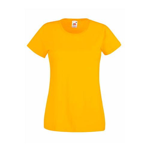 Valueweight T Lady-Fit [XL] (Sunflower) (Art.-Nr. CA064996)