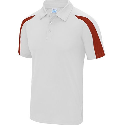 Contrast Cool Polo [M] (Arctic White) (Art.-Nr. CA065024)
