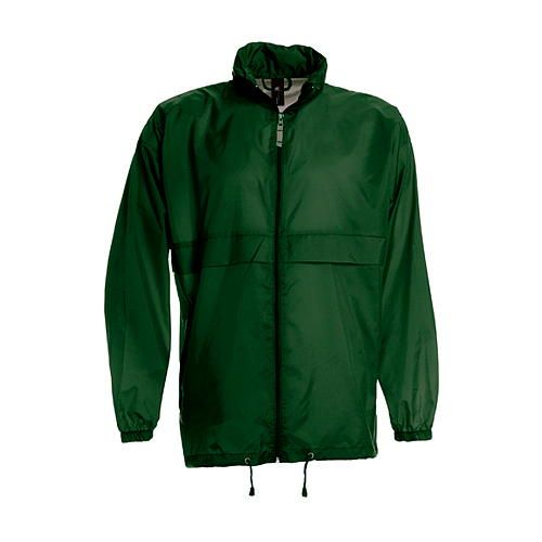 Jacket Sirocco /Unisex [3XL] (bottle green) (Art.-Nr. CA065280)