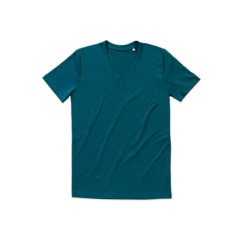 James Organic V-Neck [S] (Pacific blue) (Art.-Nr. CA065297)