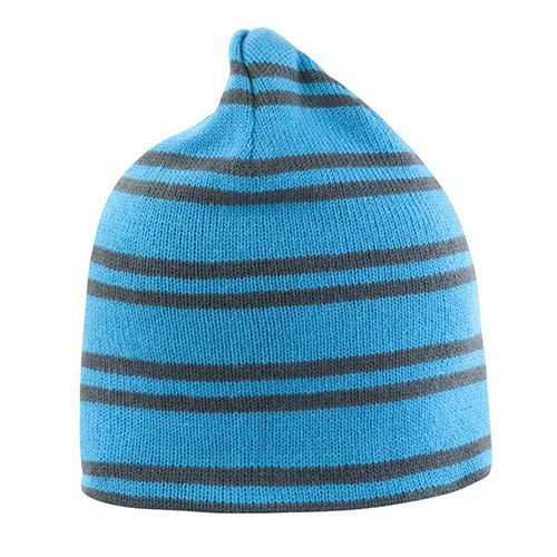 Team Reversible Beanie [One Size] (Aqua / grey / grey) (Art.-Nr. CA065495)