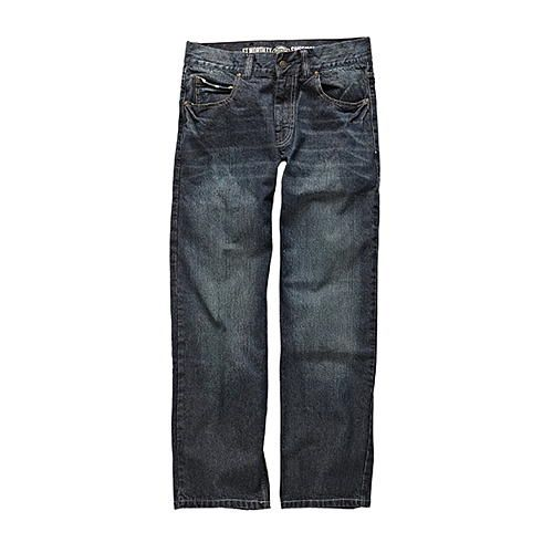 Stonewashed Jeans Boston [110] (Denim blue) (Art.-Nr. CA066443)