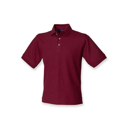 Ultimate 65/35 Piqué Polo Shirt [XL] (burgundy) (Art.-Nr. CA066773)