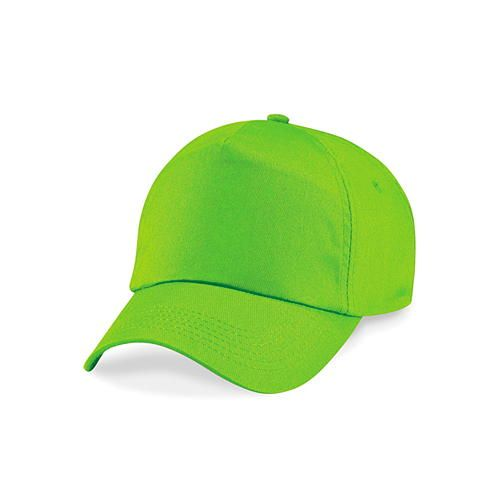 Original 5-Panel Cap [One Size] (lime green) (Art.-Nr. CA066850)