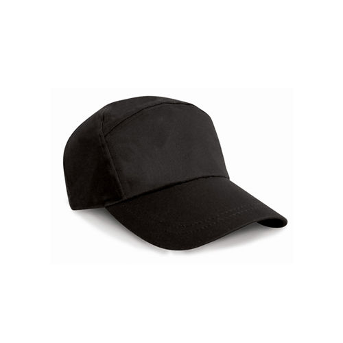 7-Panel Advertising Cap [One Size] (Black) (Art.-Nr. CA067204)