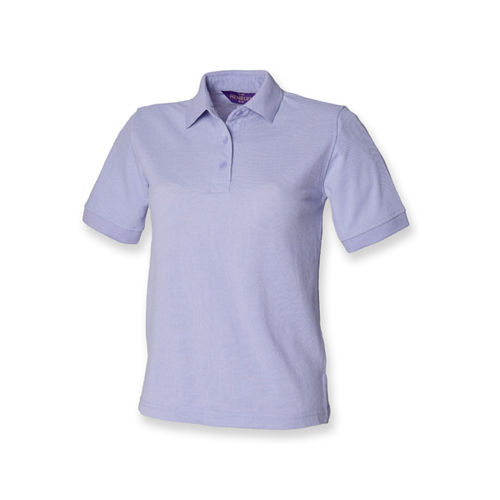 Henbury Ladies 65/35 Classic Piqué Polo Shirt [XS] (Lavender) (Art.-Nr. CA068919)
