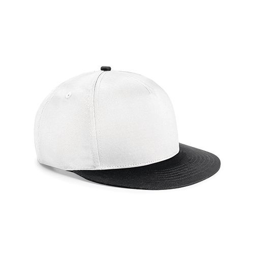 Youth Size Snapback [One Size] (white / black) (Art.-Nr. CA069296)