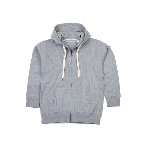 Women`s Superstar Zip Through Hoodie [M] (Heather Grey Melange) (Art.-Nr. CA074918)