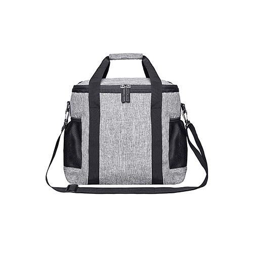 Cooler Bag - Alaska [30 x 20 x 30 cm] (Grey Melange) (Art.-Nr. CA079221)