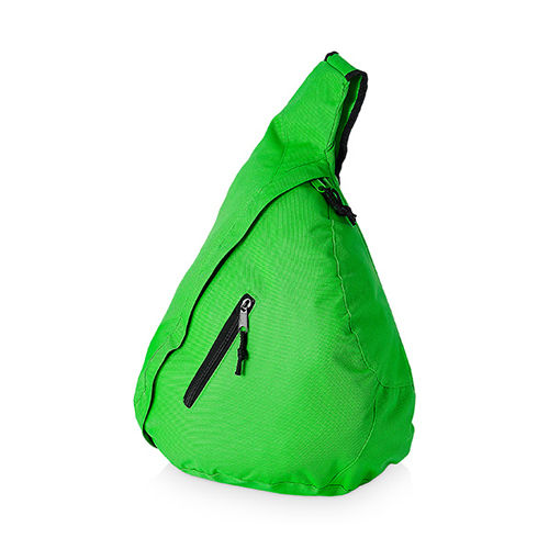 Brooklyn Triangle Citybag [33 x 46,5 x 13,5 cm] (bright green) (Art.-Nr. CA081082)