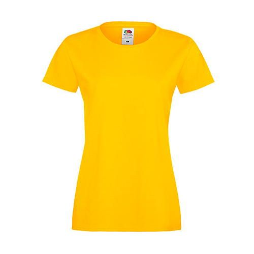 Sofspun® T Lady-Fit [L] (Sunflower) (Art.-Nr. CA083616)