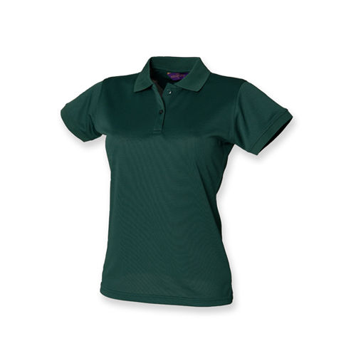 Ladies Coolplus Wicking Polo Shirt [S] (bottle) (Art.-Nr. CA090300)
