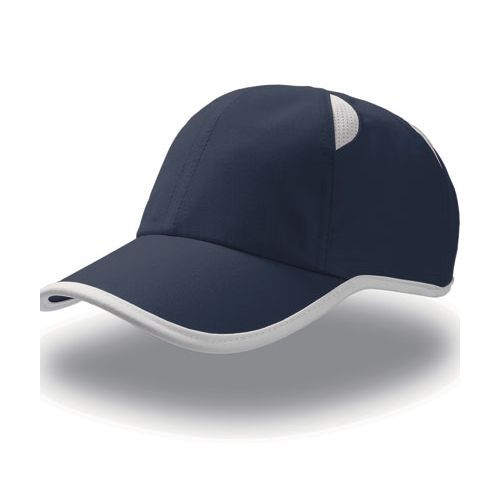 Gym Cap [One Size] (navy / white) (Art.-Nr. CA090689)
