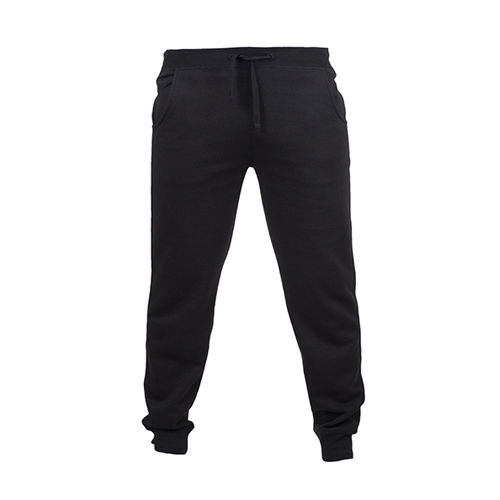 Mens Slim Cuffed Jogger [S] (black) (Art.-Nr. CA091145)