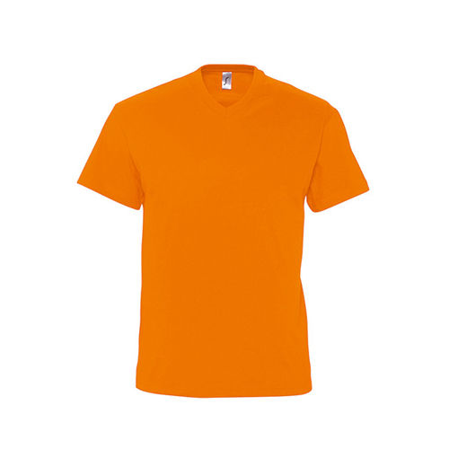 V-Neck T-Shirt Victory [M] (orange) (Art.-Nr. CA091643)