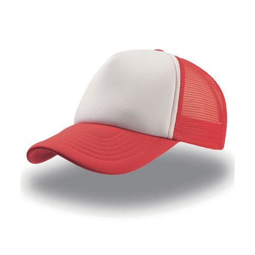 Original Trucker Cap [One Size] (white / red / red) (Art.-Nr. CA092140)