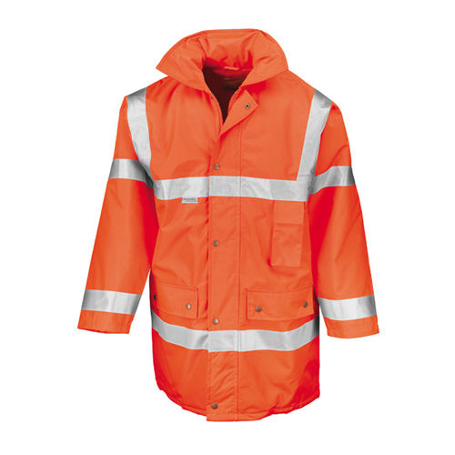 Safety Jacket [3XL] (fluorescent orange) (Art.-Nr. CA094806)
