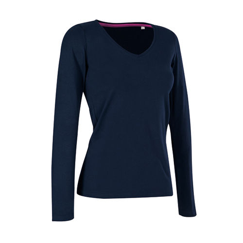 Claire Long Sleeve for women [L] (Marina blue) (Art.-Nr. CA095635)