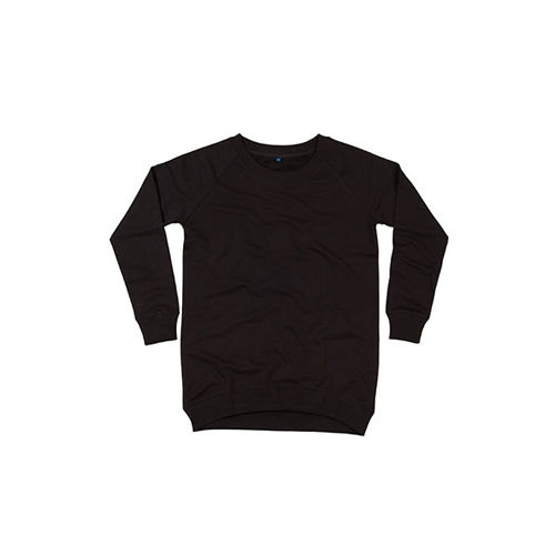 Women`s Long Length Sweat [S] (black) (Art.-Nr. CA095934)