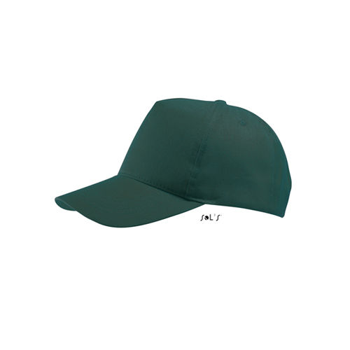 Five Panel Cap Buzz [One Size] (Forest green) (Art.-Nr. CA096564)