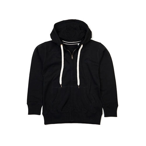 Women`s Superstar Zip Through Hoodie [L] (black) (Art.-Nr. CA096614)