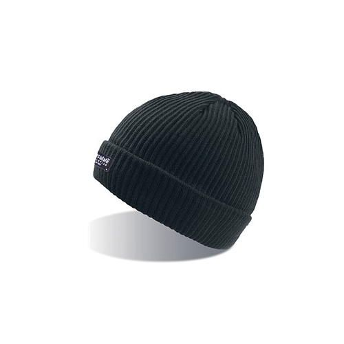 Bill Thinsulate™ Beanie [One Size] (black) (Art.-Nr. CA102535)