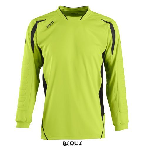 Goalkeepers Shirt Azteca [S] (Apple green / black) (Art.-Nr. CA104796)