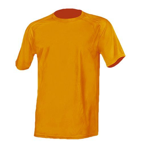 Mens Sport Shirt [XXL] (orange Fluor) (Art.-Nr. CA105068)