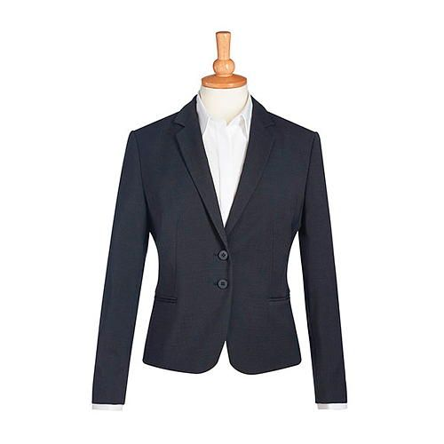 Sophisticated Collection Blazer Calvi [8 (36) Long] (charcoal) (Art.-Nr. CA105806)