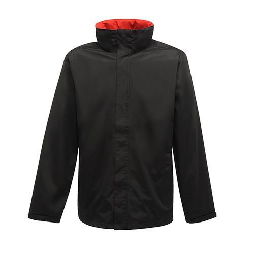 Ardmore Jacket [L] (black / classic red) (Art.-Nr. CA106794)