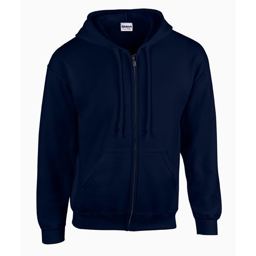 Heavy Blend™ Full Zip Hooded Sweatshirt [M] (navy) (Art.-Nr. CA106910)