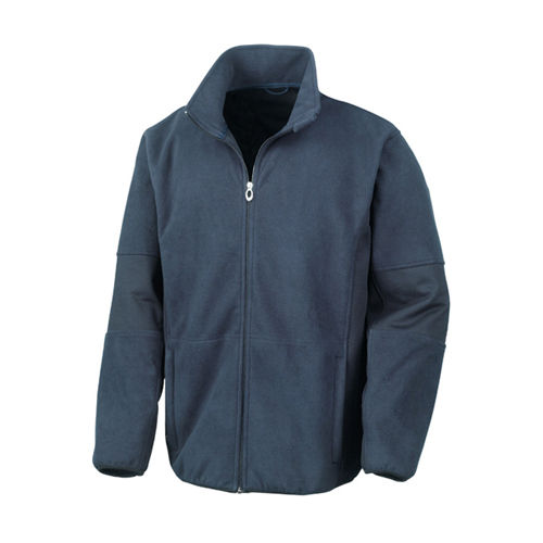 Osaka Combed Pile Soft Shell Jacket [L] (navy) (Art.-Nr. CA106955)