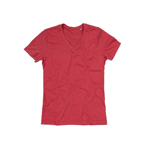 Luke V-Neck [XL] (Cherry heather) (Art.-Nr. CA107023)