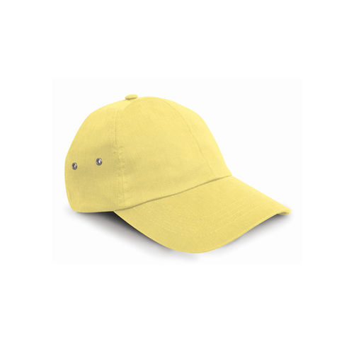 Plush Cap [Regular] (Lemon yellow) (Art.-Nr. CA107545)