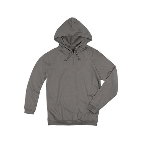 Unisex Hooded Sweatshirt [M] (Real grey) (Art.-Nr. CA108598)
