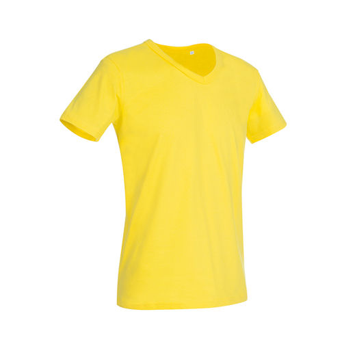 Ben V-Neck [L] (Daisy yellow) (Art.-Nr. CA108792)