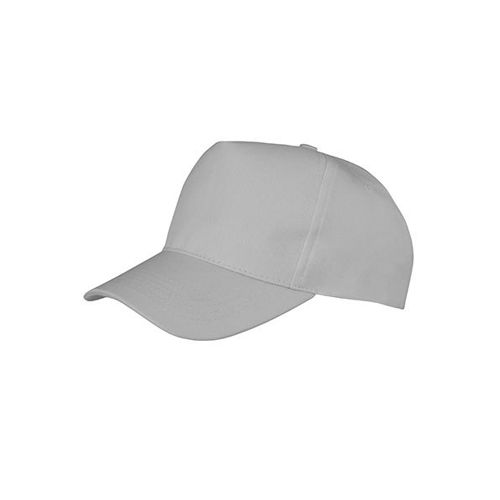 Boston 5-Panel Cap [One Size] (Dove grey) (Art.-Nr. CA109417)