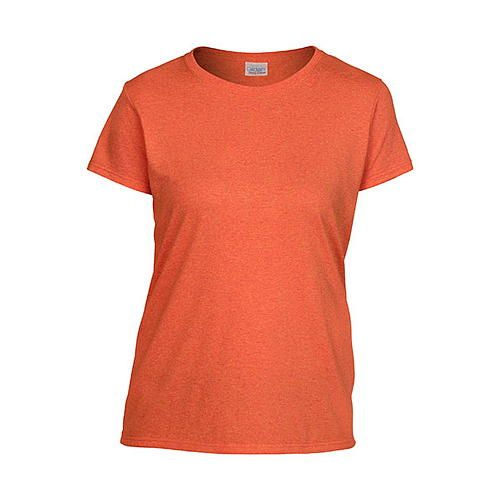 Heavy Cotton™ Ladies´ T-Shirt [XL] (Sunset (heather)) (Art.-Nr. CA109878)