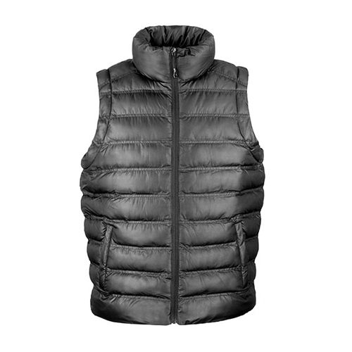 Mens Ice Bird Padded Gilet [S] (black) (Art.-Nr. CA109937)