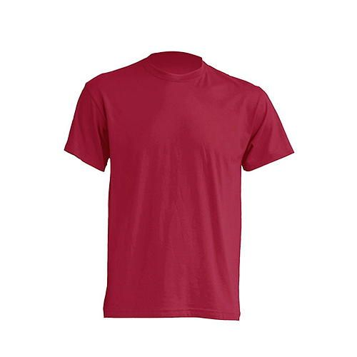 Regular T-Shirt [XS] (burgundy) (Art.-Nr. CA110615)
